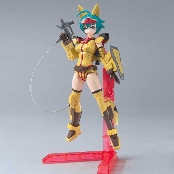 cách ráp Diver Nami Gundam Build Divers Figure-rise Standard