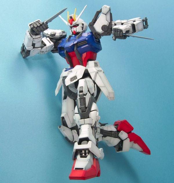 cách ráp Strike Gundam PG