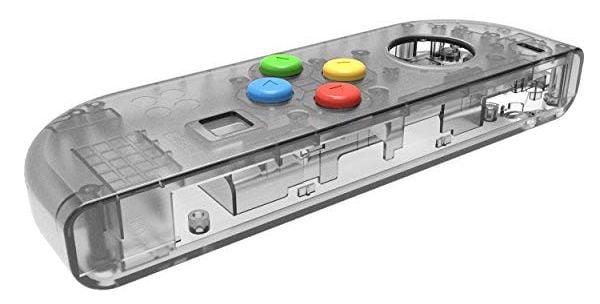 cách ráp vỏ thay thế Joy con Nintendo Switch clear shell