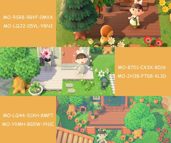 Cách tạo sàn gỗ trong Animal Crossing New Horizons