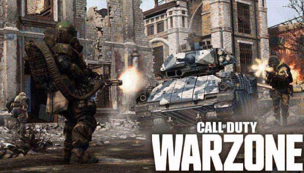 Call of Duty Warzone free ps4