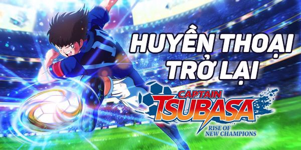 Captain Tsubasa nintendo switch ps4