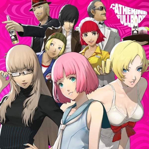 Catherine Full Body Gameplay Nintendo Switch
