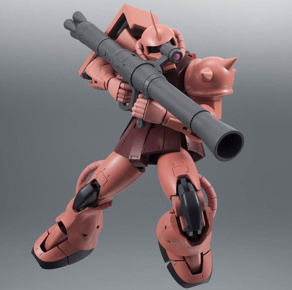 Zaku II Char Custom Model ver Anime Robot Spirits Side MS R193 gundam Việt Nam