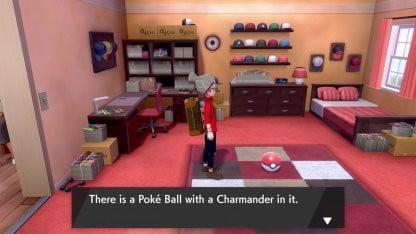 Cách tìm Charizard Charmander trong Pokemon Sword and Shield