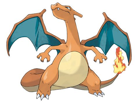 Charizard pokemon
