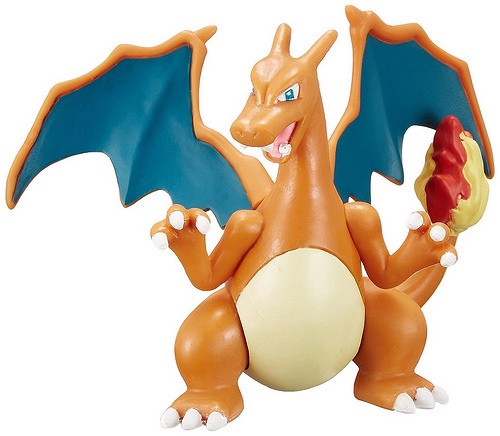 Charizard Pokemon Figure