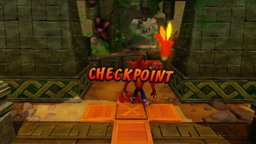 Checkpoint trong game