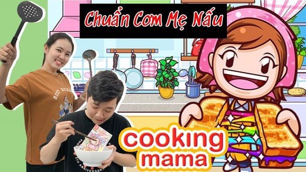 chơi thử Cooking mama Cookstar Nintendo Switch