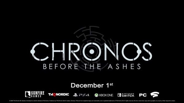 Chronos Before the Ashes box art