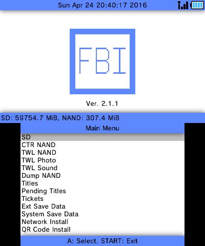 Hướng dẫn cách cài game 3DS bằng FBI – nShop | Game Store powered by