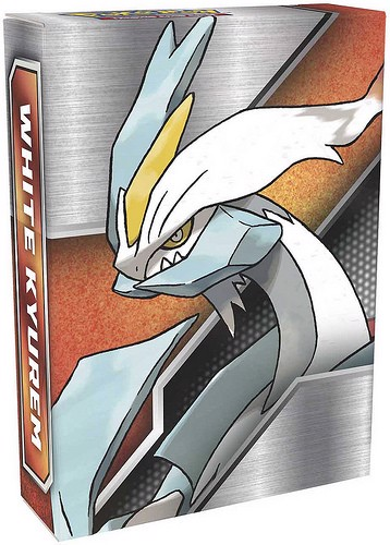 BLACK KYUREM VS WHITE KYUREM BATTLE ARENA DECKS POKEMON TRADING CARD GAME