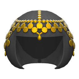 Coin Headpiece trong Animal Crossing New Horizons