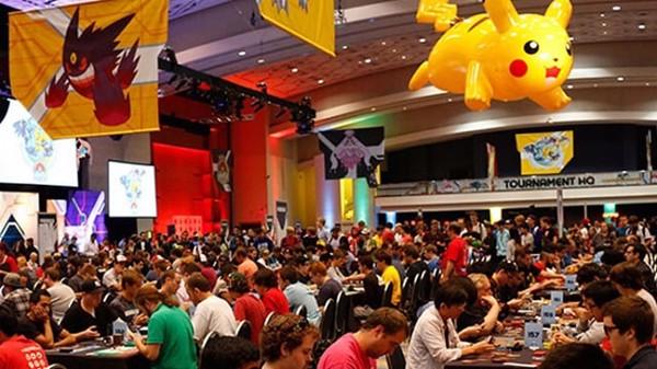 cộng đồng Pokémon thi đấu chơi online