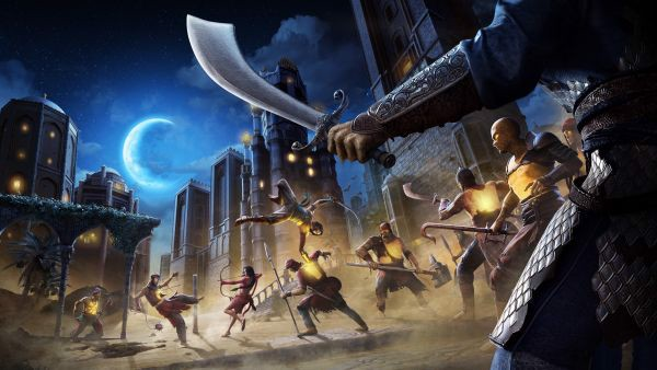 cốt truyện Prince of Persia The Sands of Time Remake