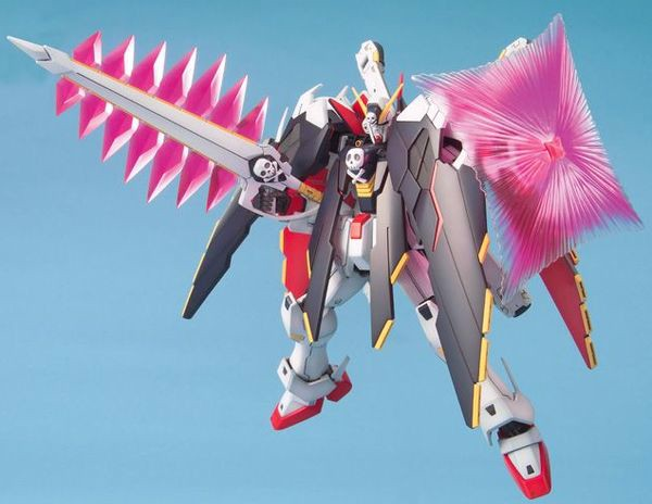 Crossbone Gundam X1 Full Cloth MG bandai