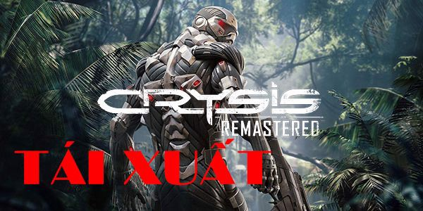 Crysis Remastered nintendo switch ps4 xbox one pc
