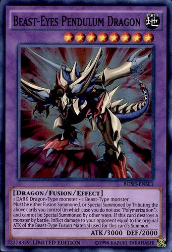 BREAKERS OF SHADOW SPECIAL EDITION TCG