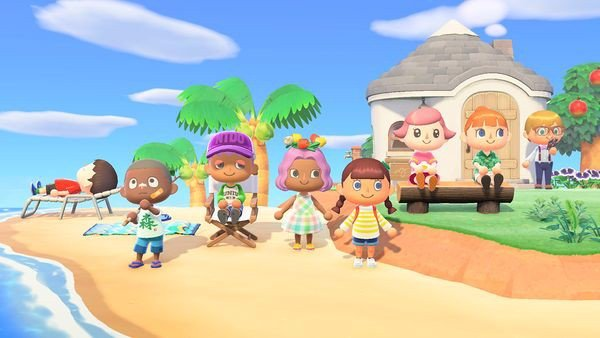 cửa hàng bán game Animal Crossing New Horizons cho Nintendo Switch