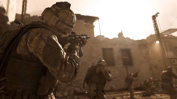 cửa hàng bán game Call of Duty Modern Warfare cho PS4