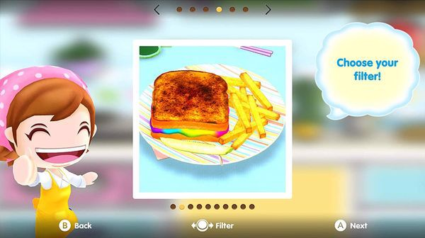 cửa hàng bán game Cooking Mama Cookstar Nintendo Switch