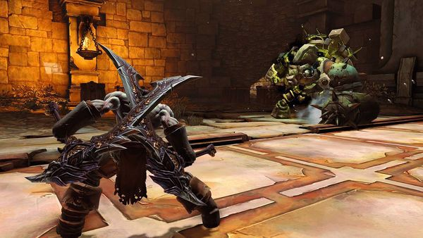 cửa hàng bán game Darksiders 2 Deathinitive Edition Nintendo Switch