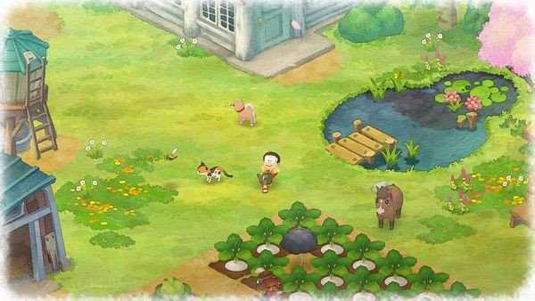 cửa hàng bán game Doraemon Story of Seasons cho Nintendo Switch