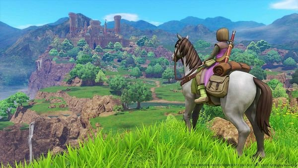cửa hàng bán game Dragon Quest XI Echoes of an Elusive Age cho PS4