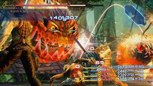cửa hàng bán game Final Fantasy XII The Zodiac Age cho Nintendo Switch