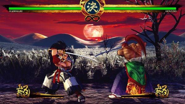 cửa hàng bán game Samurai Shodown PS4