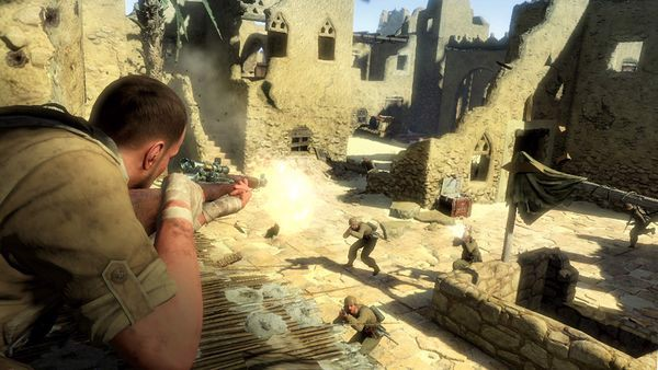 cửa hàng bán game Sniper Elite 3 Ultimate Edition cho Nintendo Switch