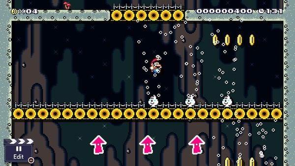 cửa hàng bán game Super Mario Maker 2 Nintendo Switch