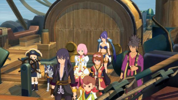 cửa hàng bán game Tales of Vesperia Definitive Edition Nintendo Switch
