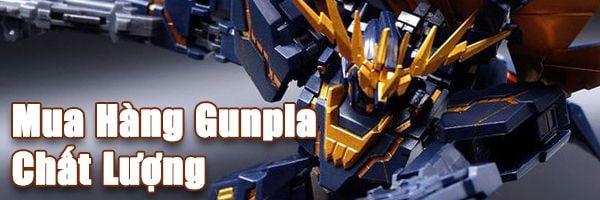 Mua hàng Gundam chính hãng tại nShop