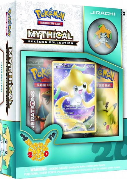 JIRACHI POKEMON TRADING CARD GAME