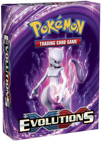 Mewtwo Mayhem Theme Deck Pokemon TCG