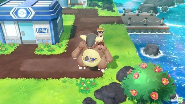cửa hàng bán pokemon let go cho máy nintendo switch