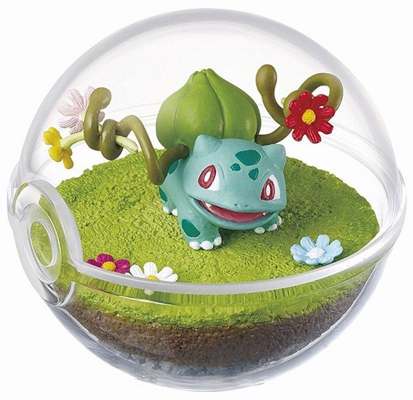 Pokemon Terrarium Collection Bulbasaur