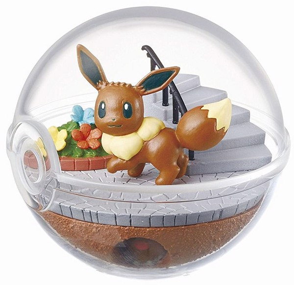 Pokemon Terrarium Collection Eevee