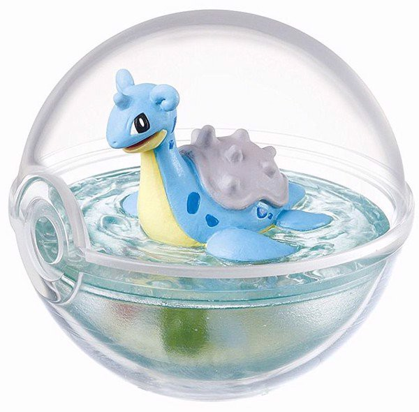 Pokemon Terrarium Collection Lapras