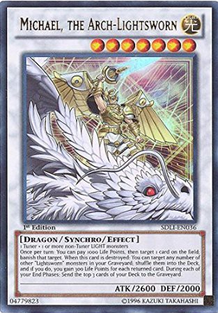 Y15 - REALM OF LIGHT STRUCTURE DECK (TCG)
