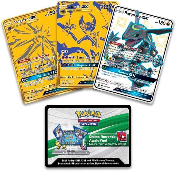 cửa hàng bán Thẻ Bài Pokemon Hidden Fates Ultra-Premium Collection