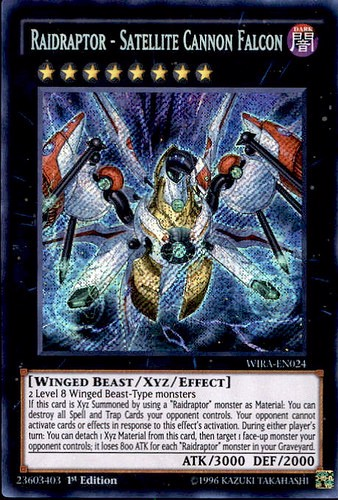 WING RAIDERS TCG