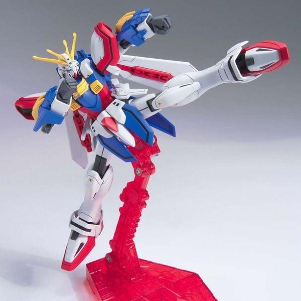 cửa hàng đồ chơi bán God Gundam G HGFC