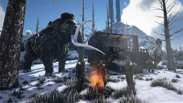 cửa hàng game bán ARK Survival Evolved cho Nintendo Switch