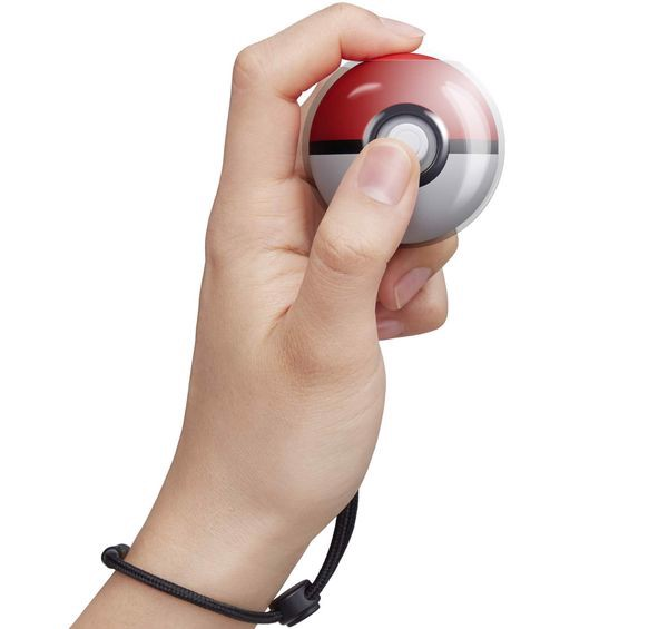 cửa hàng game bán Case trong Poke Ball Plus pokemon nintendo switch