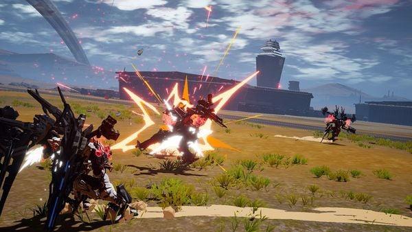 cửa hàng game bán Daemon X Machina cho Nintendo Switch