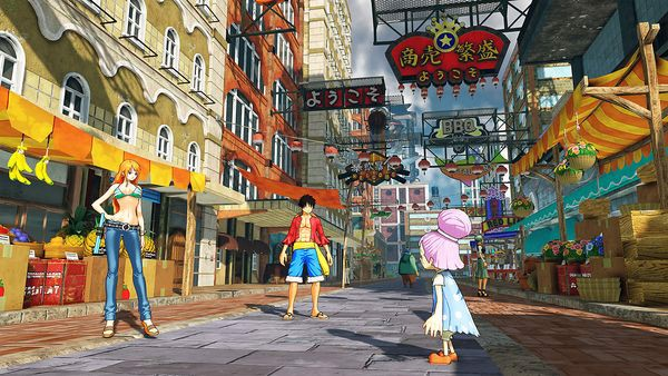 cửa hàng game bán One Piece World Seeker PS4