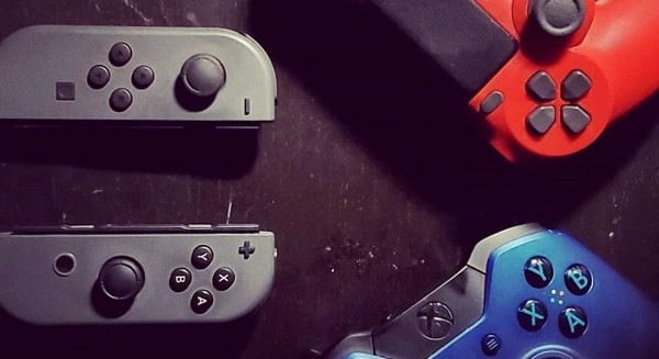 cuộc chiến game console 2019 nintendo switch