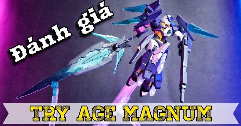 đánh giá hg try age magnum gundam đẹp nhất